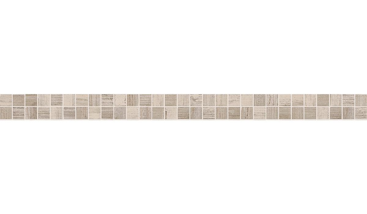 Emiro-Listello Mosaico Avorio-4x60