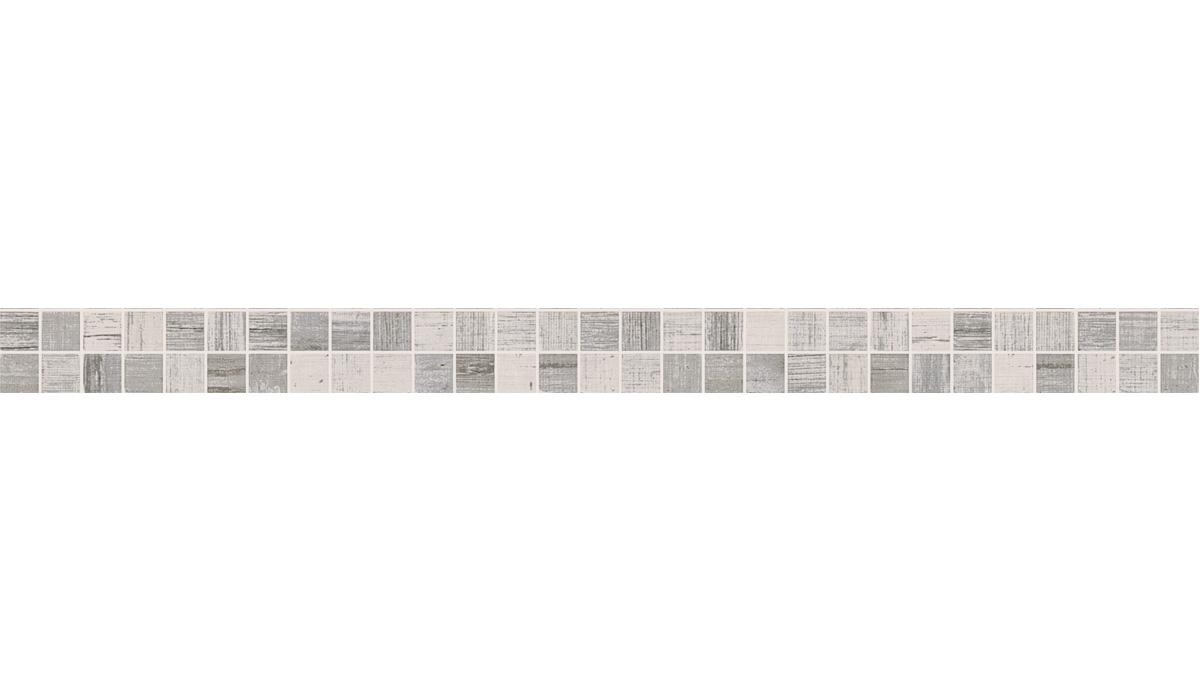 Emiro-Listello Mosaico Perla-4x60