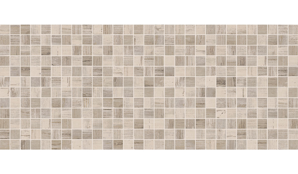 Emiro-Mosaico Avorio-25x60