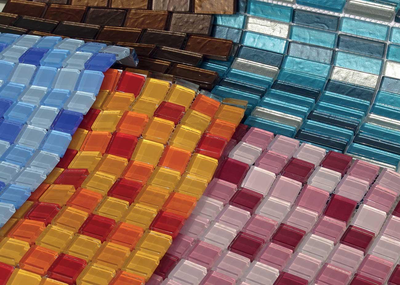Still life mosaici