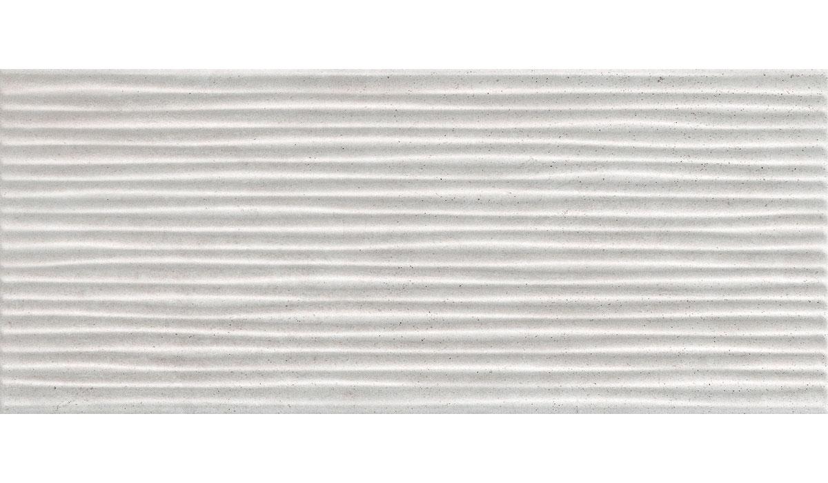 Egeo decoro onda perla 25x60