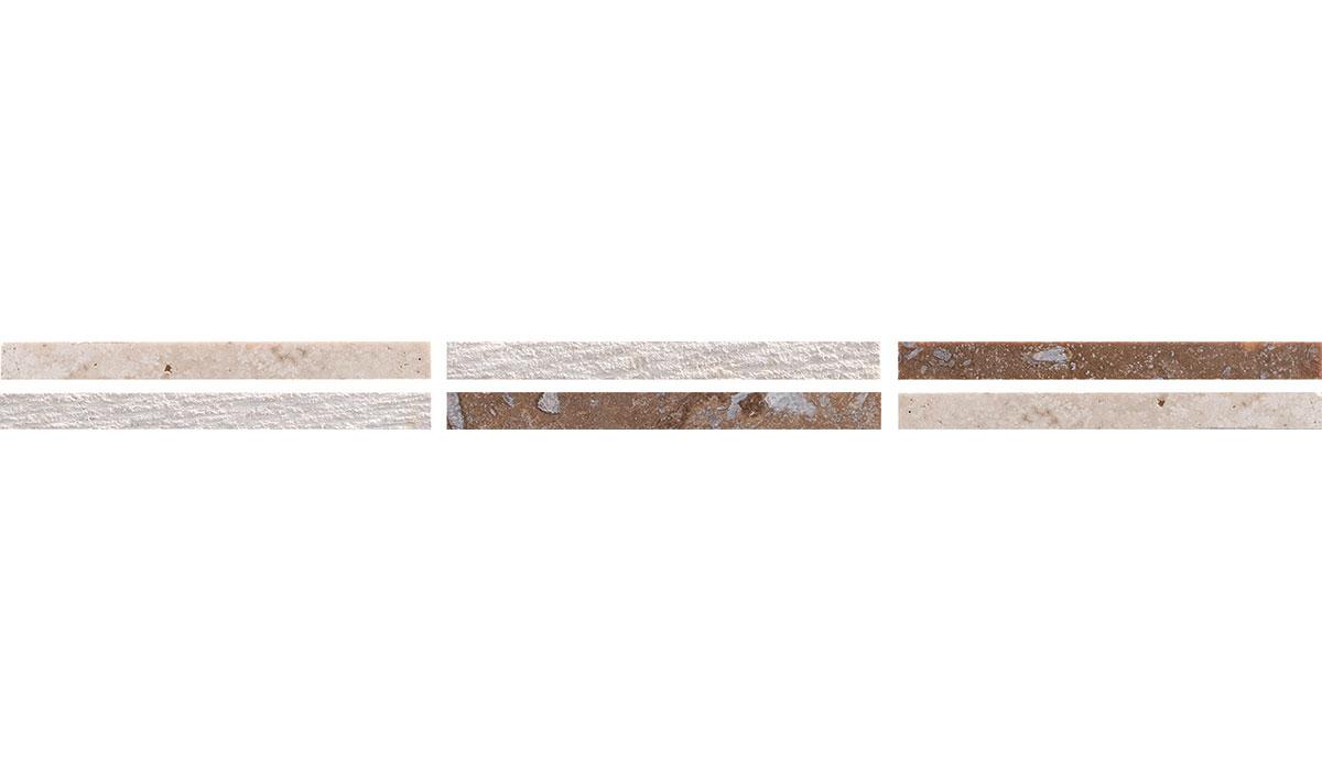Egeo treccia beige 2x30