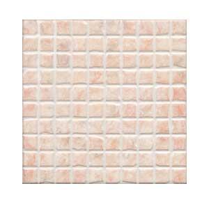 Giambic rosa mosaico 20x20