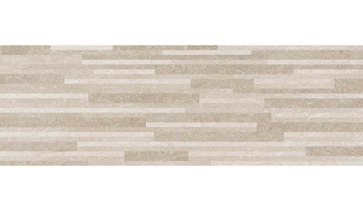 Matrix muretto beige 25x75